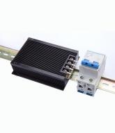 导轨式安装直流稳压电源